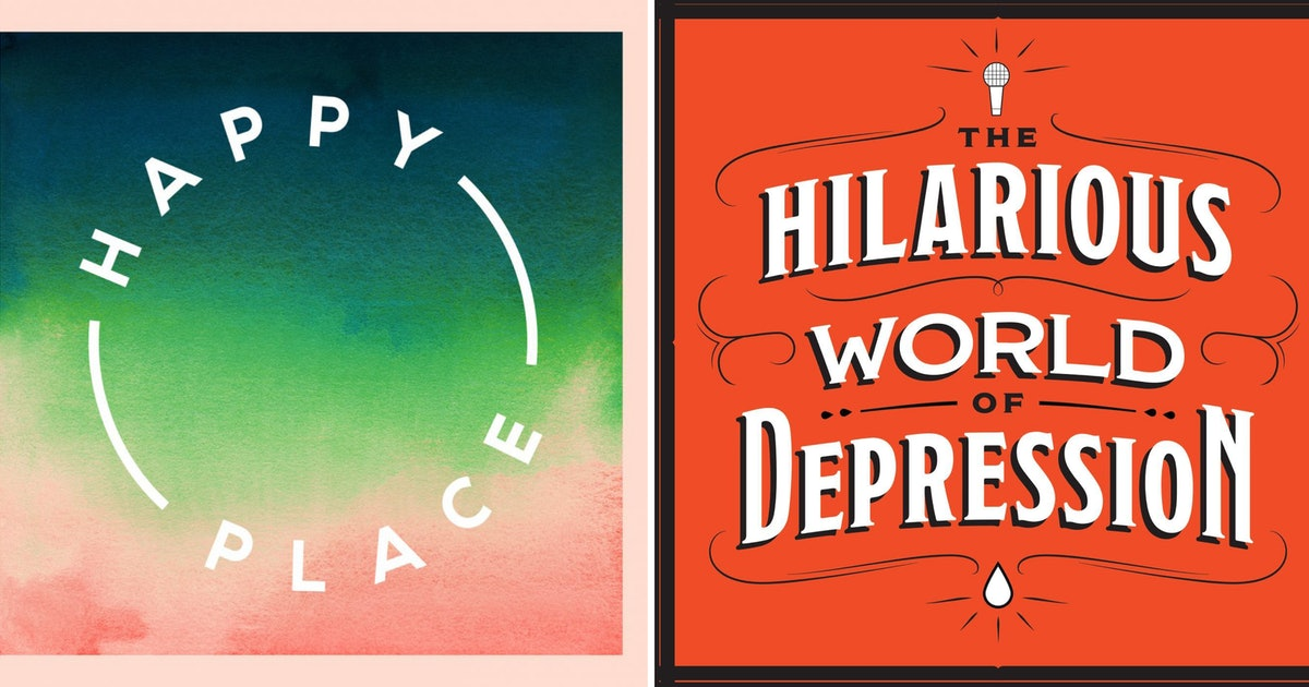12 Podcasts To Help Anxiety & Depression Whether You Want To Laugh, Cry, Or Find A Way To Unwind