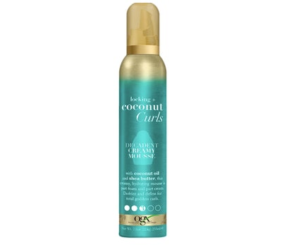 OGX Locking + Coconut Curls