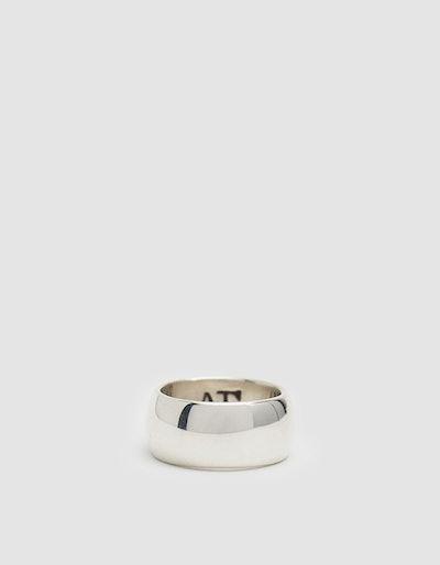 Karo Silver Ring