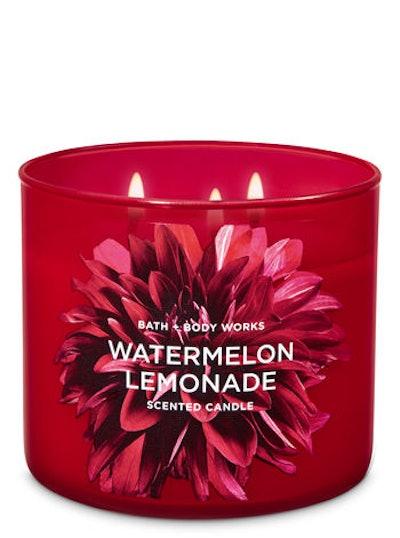 Watermelon Lemonade 3-Wick Candle