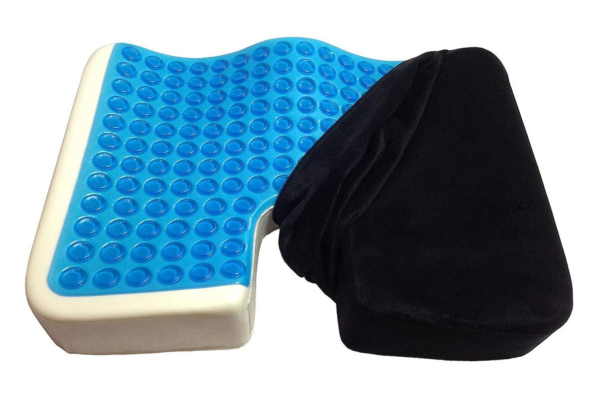 Kieba Cooling Memory Gel Cushion