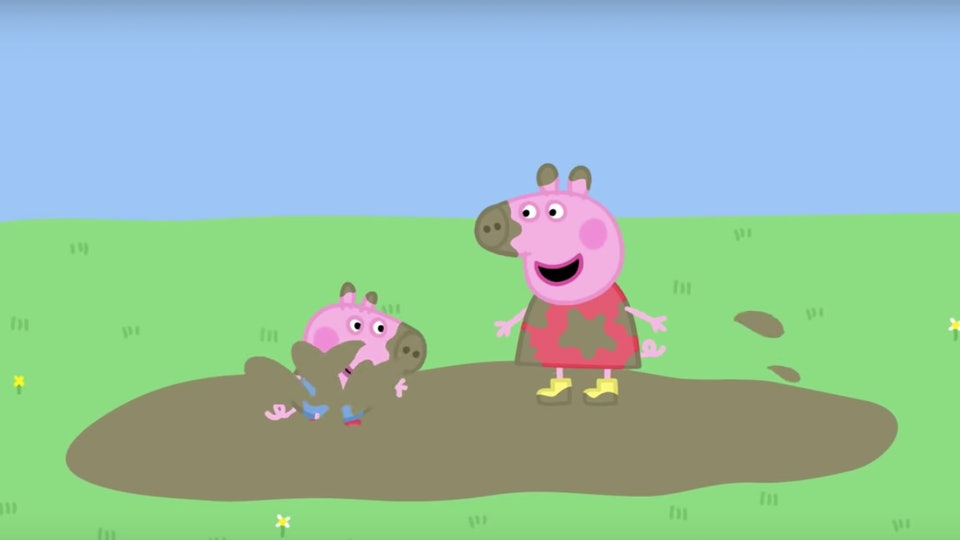Toddlers Who Adopt Peppa Pig S Accent Are Totally Bingly Bongly