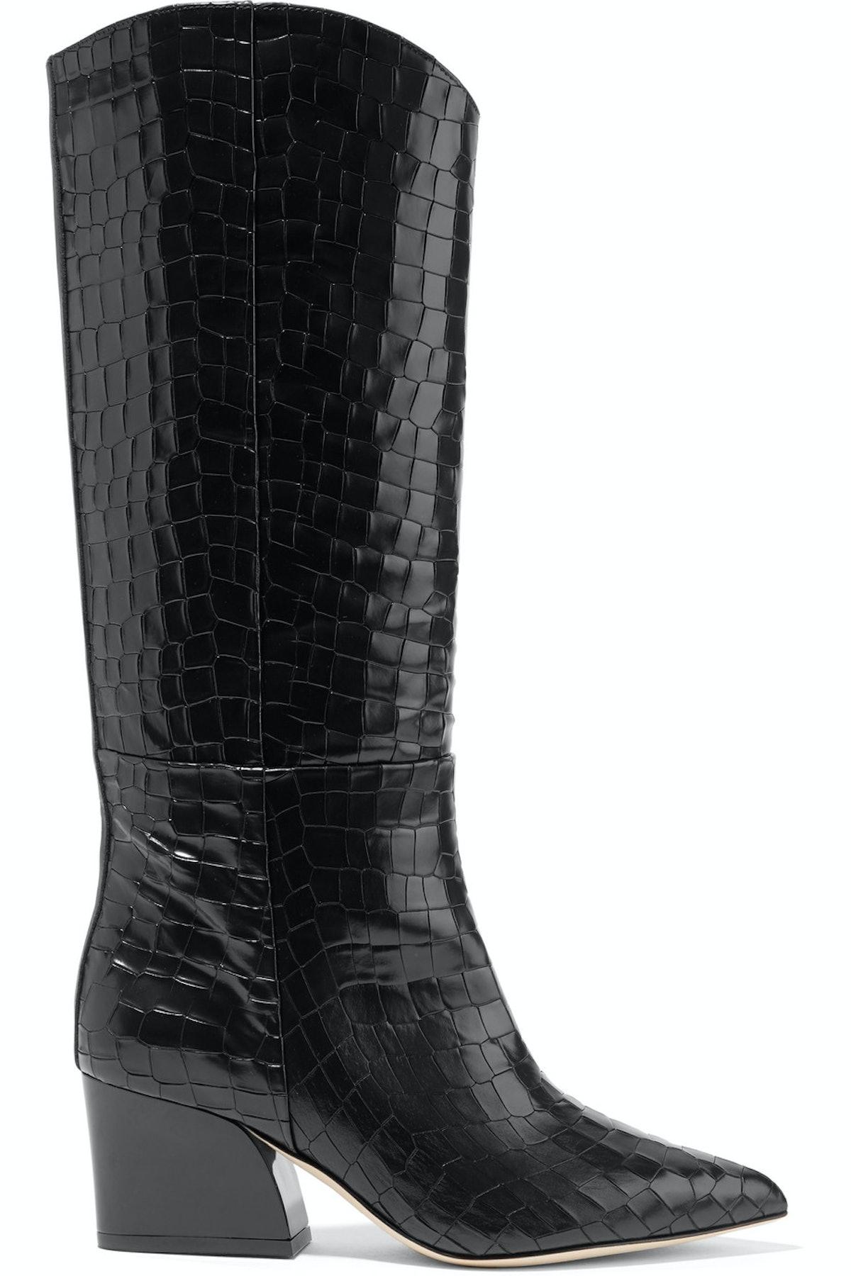 Logan Knee Boots