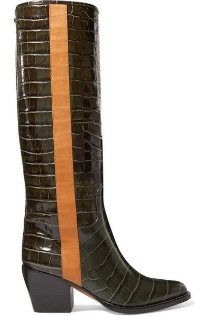 Vinny Knee Boots