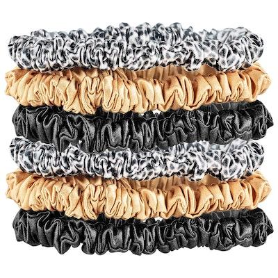 Silk Small Slipsilk™ Scrunchies
