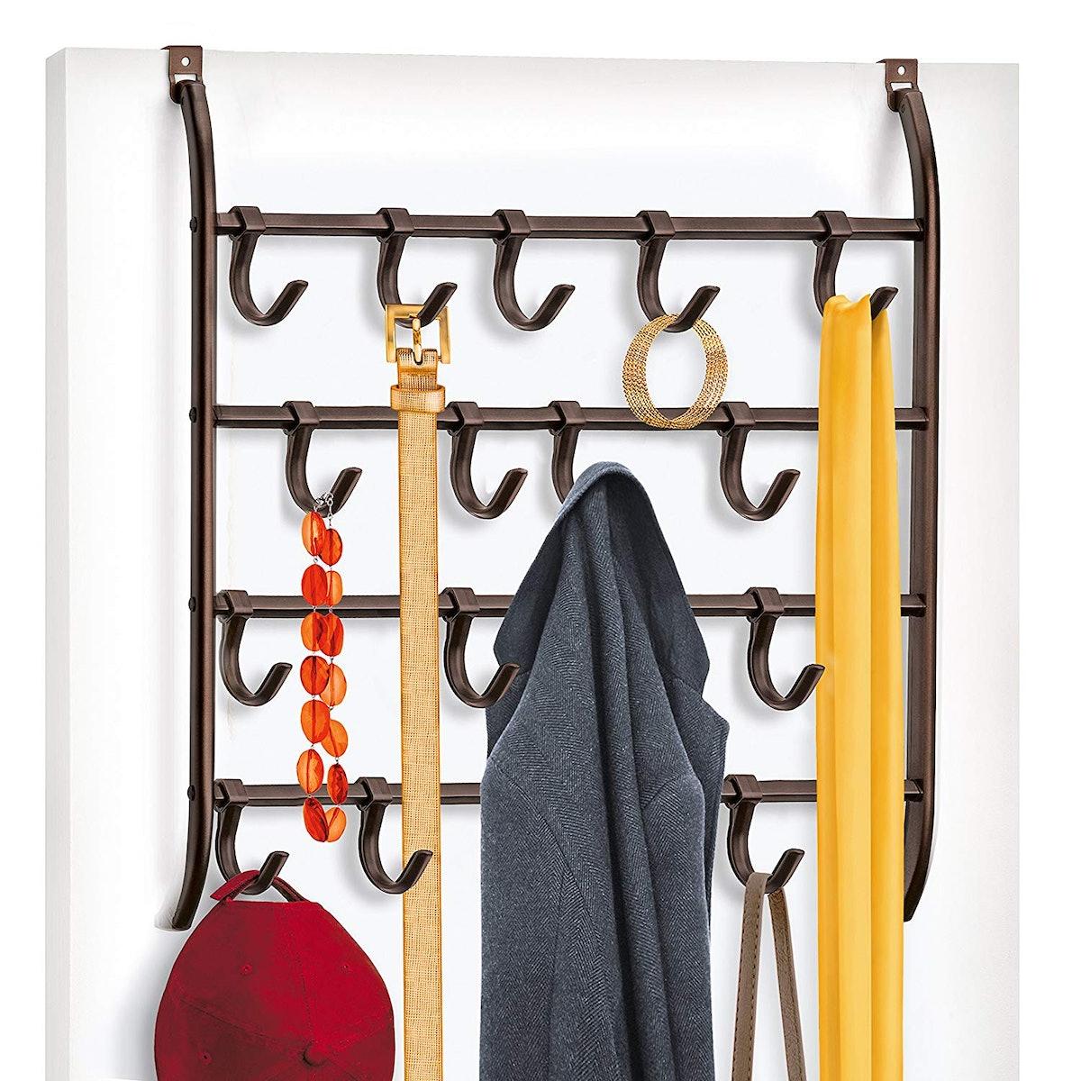 Lynk Over-The-Door Accessory Hanger