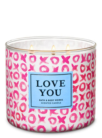 Flower Shop 3-Wick Candle