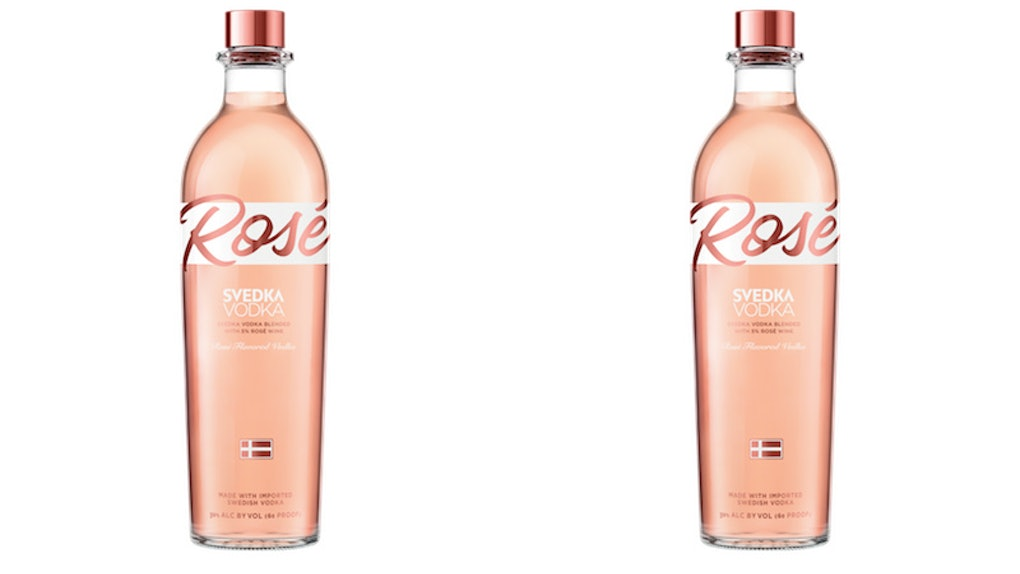 Svedkas Rose Vodka Is Coming So Soon To Brighten Up Your Next Happy