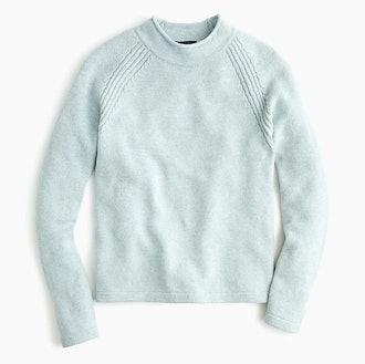 1988 Rollneck Sweater in Merino Wool