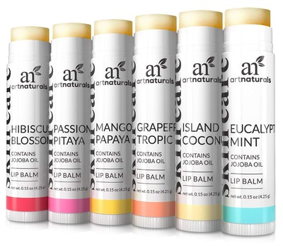 ArtNaturals Lip Balm (6 Pack)