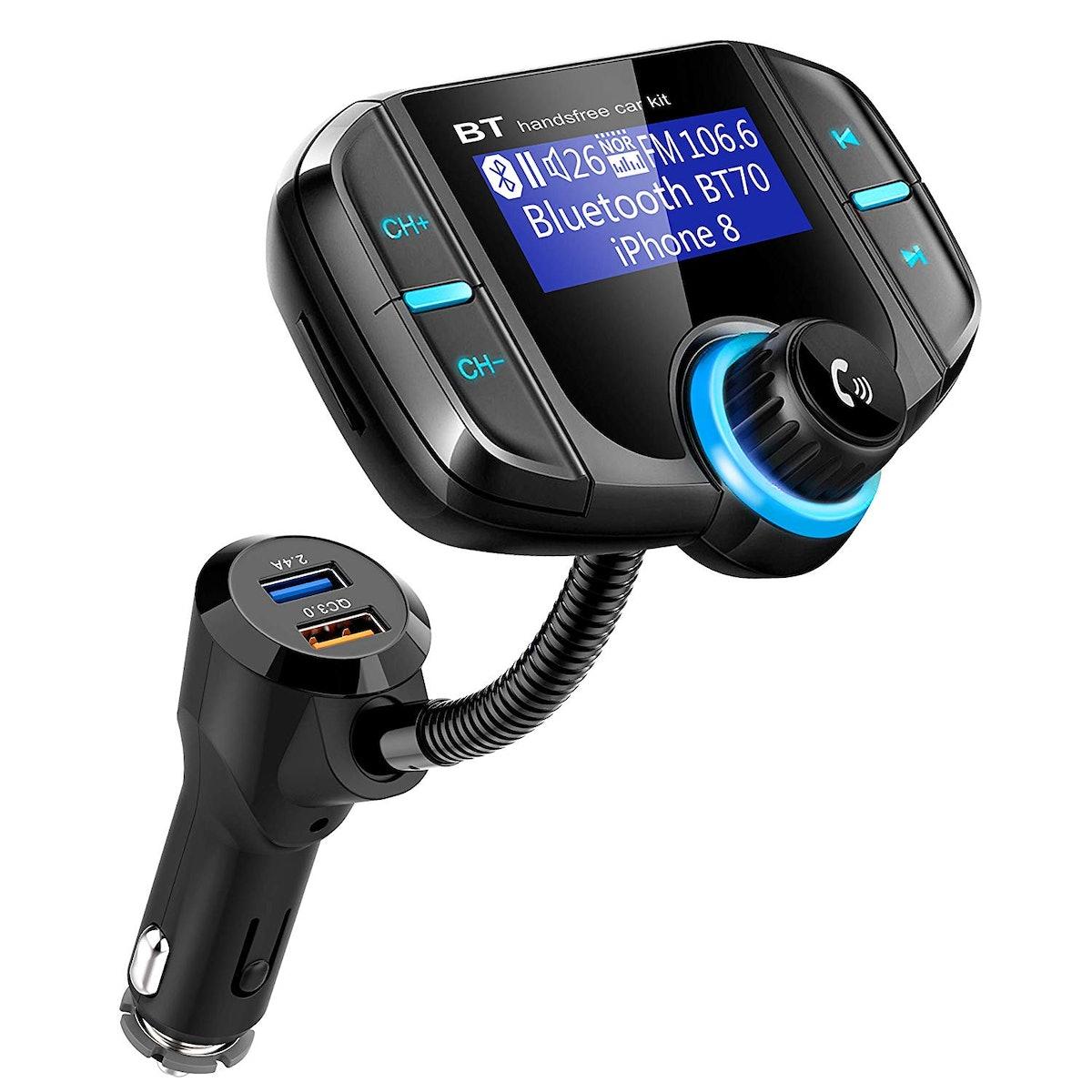 WPWPOO Bluetooth Transmitter