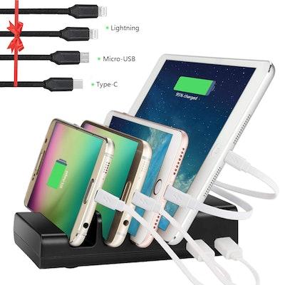 Ovtel USB 4 Port Charging Station