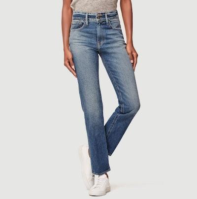 Le Sylvie Slender Heritage Straight Leg Jean