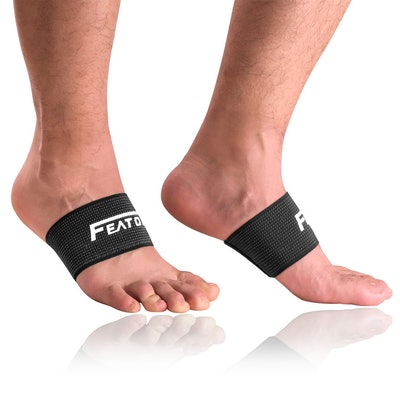 FEATOL Arch Support Compression Sleeves
