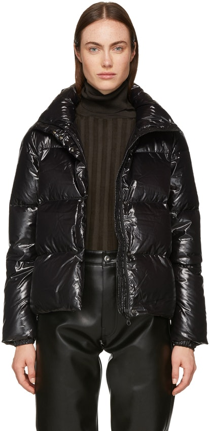 Black Alane Down Jacket