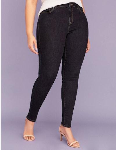 Super Soft Super Stretch Skinny Jean - Dark Wash
