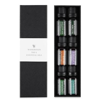 Wasserstein Pure Basic Essential Oil Gift Set