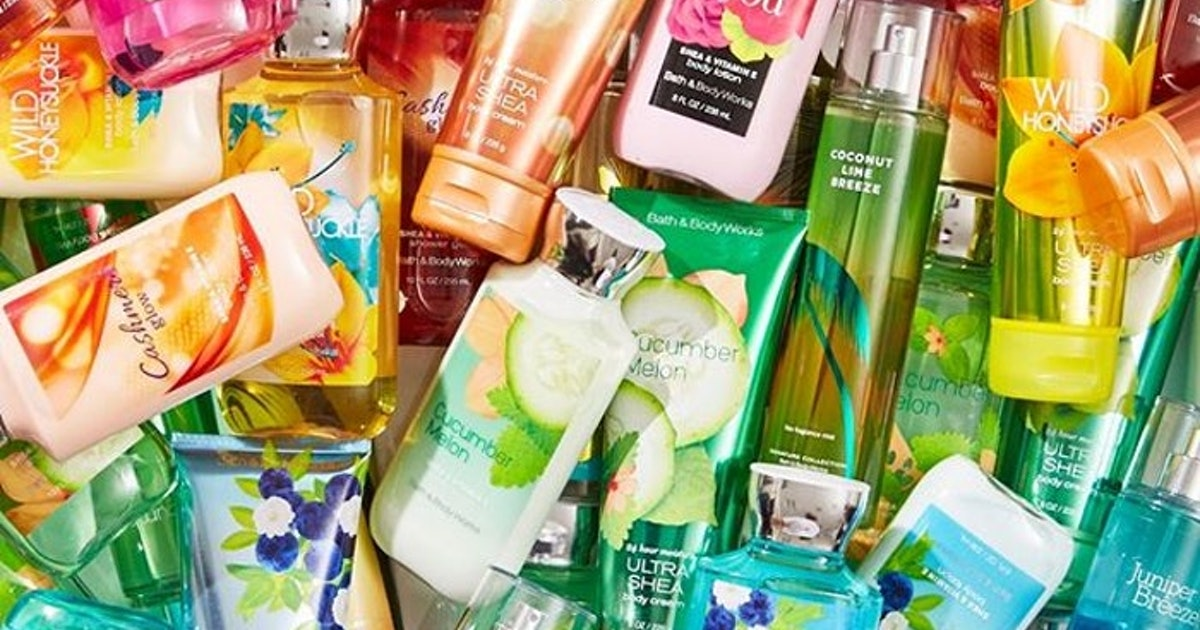 f0227354992b More from Cherry Blossom. These Bath   Body Works Retired Scents Are Back  During The 2018 Semi-Annual Sale