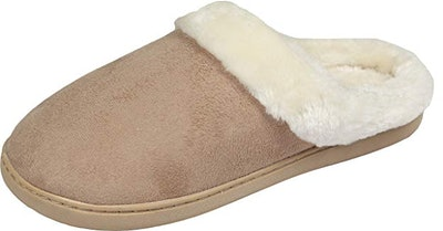 Luxehome Fleece House Slippers