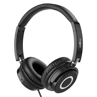 Vogek On Ear Headphones