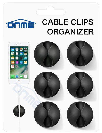ONME Cable Clips (6 Pack)