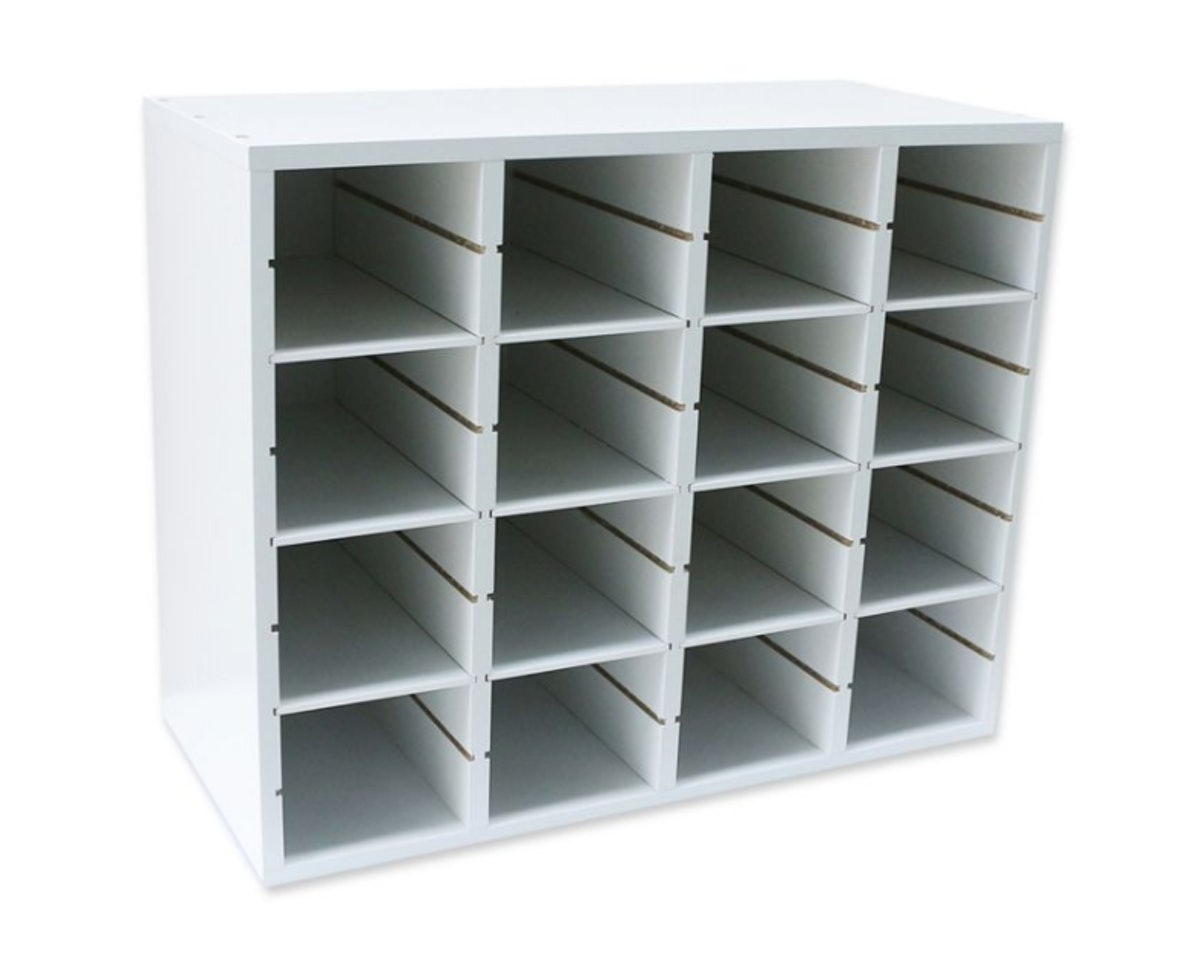 Real Simple® Shoe & Boot Organizer in White