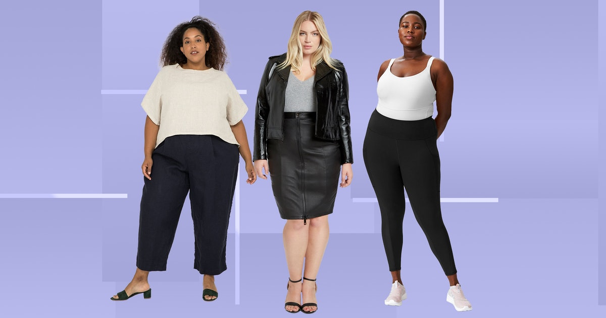 11 Plus Size Basics To Invest In To Build Your Wardrobe For The New Year