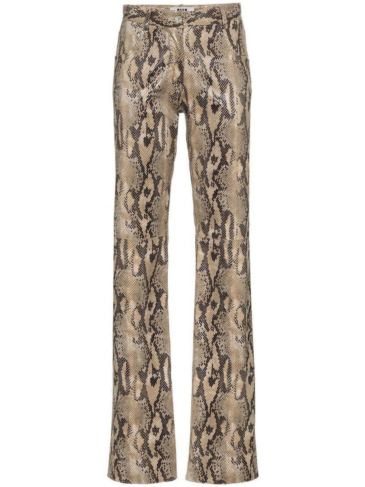 Python Print Trousers