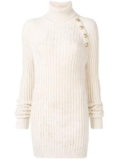 Chunky Knit Dress
