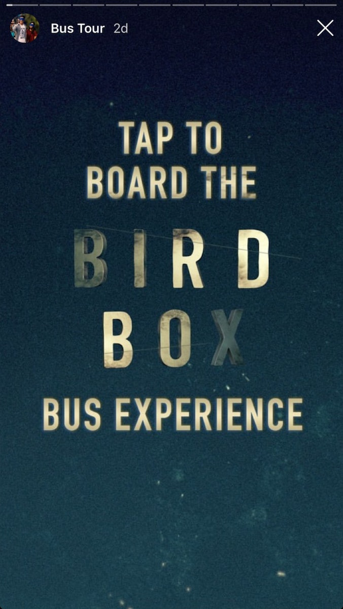 The Bird Box House Is Attracting Tourists Yes They Are Bringing
