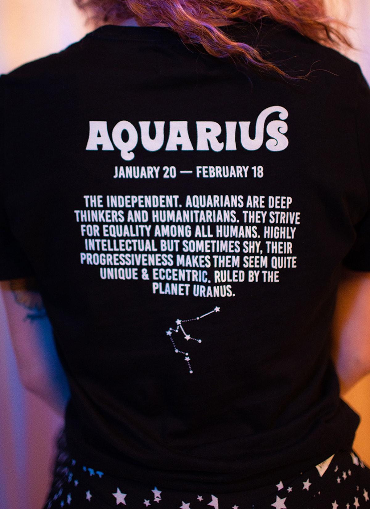 Valfre Aquarius T-shirt
