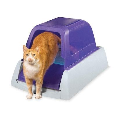 ScoopFree Ultra Self-Cleaning Cat Box