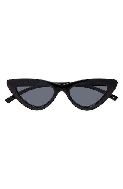 Luxe Cat Eye Sunglasses