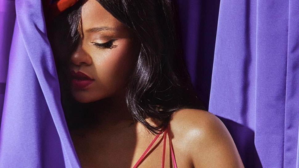 91b6fe8b21a8 Rihanna Teased Savage X Fenty's Valentine's Day Collection & It's Hot As  Hell