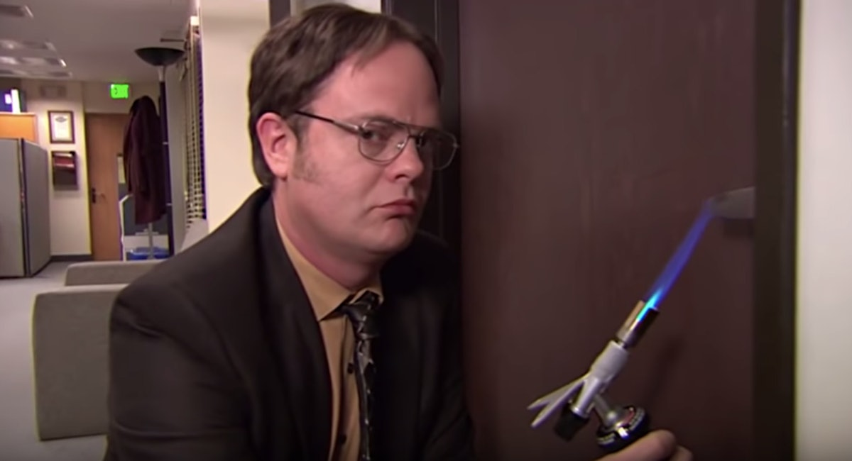 This Video Of 'The Office' Fire Drill Scene Recut As A Horror Film Will Haunt Your Nightmares For Years To Come