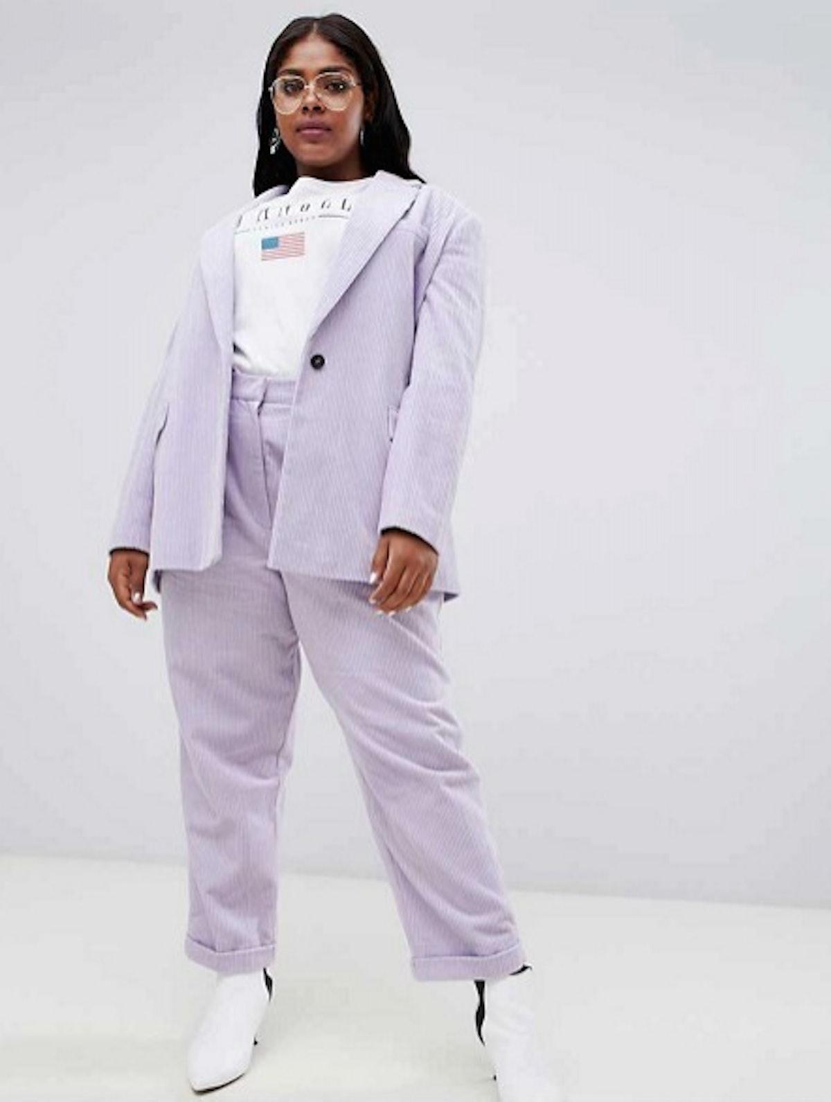 Curve Cord Suit