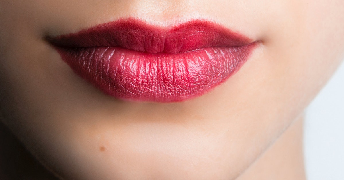 The Best Drugstore Red Lip Stain For Your Skin Tone Depends On This One Thing