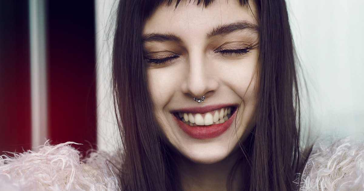 Septum Piercings 101 Everything You Need To Know Before You Go Under The Needle