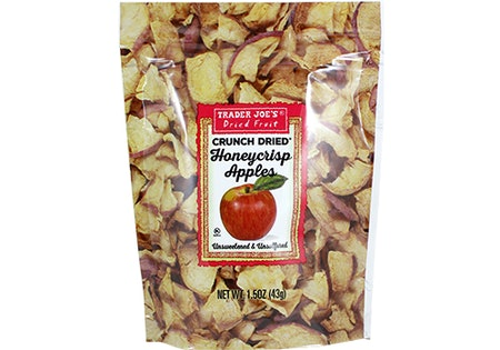 Crunch Dried Honeycrisp Apples