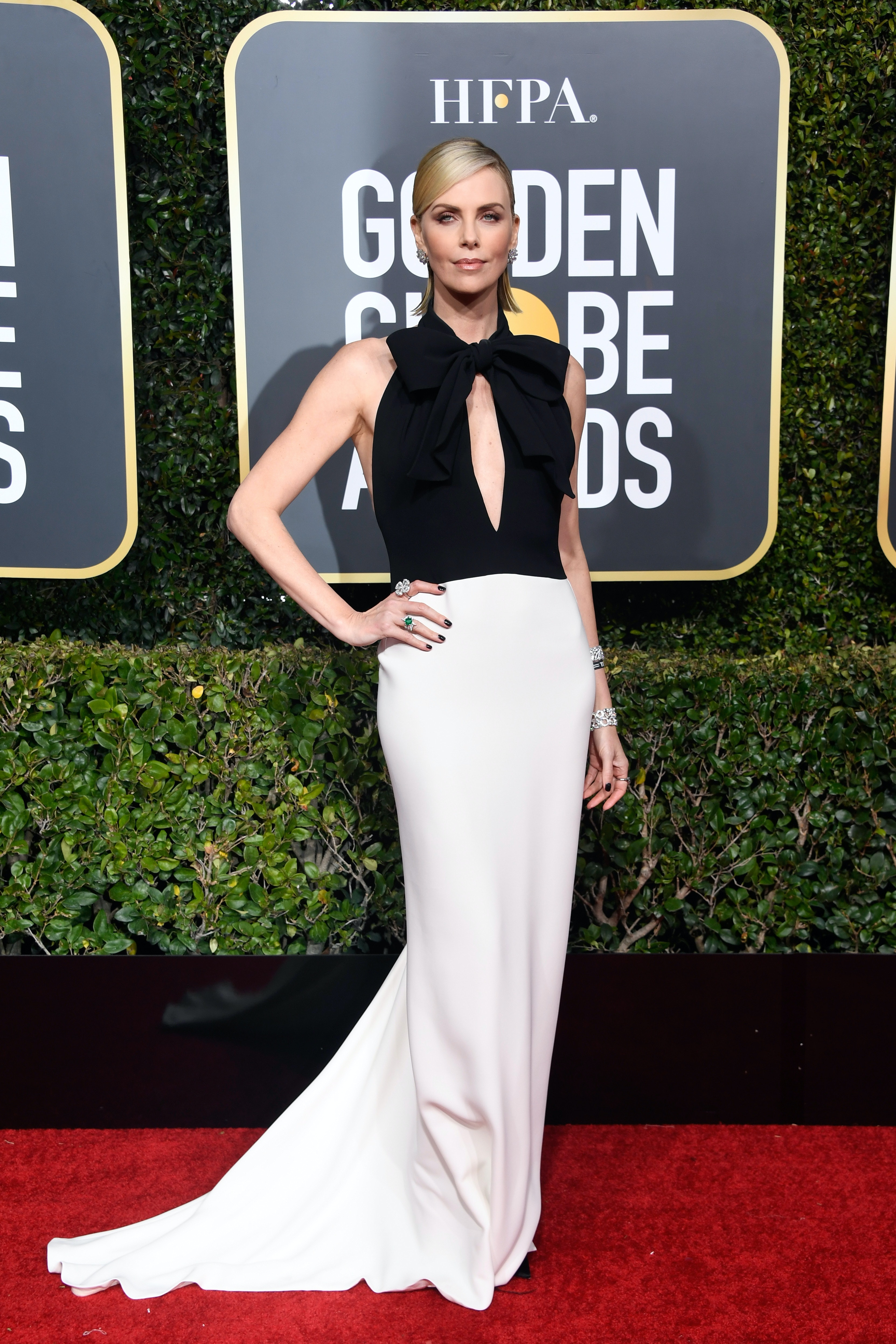 The 2019 Golden Globes Red Carpet Dresses You Need To See