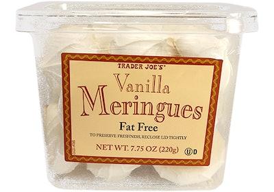 Vanilla Meringues