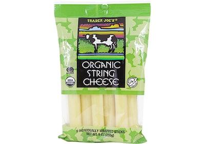Organic String Cheese
