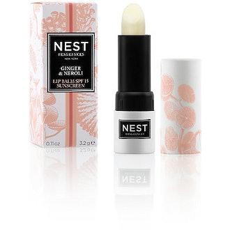 NEST Fragrances Ginger & Neroli Lip Balm SPF 15