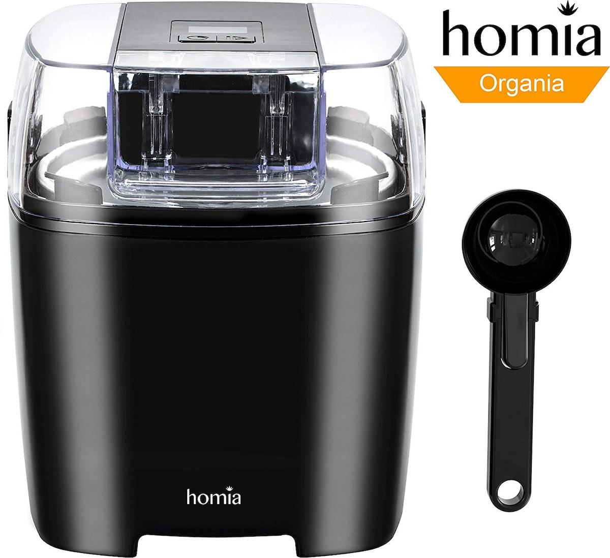 Homia Electric Ice Cream Maker