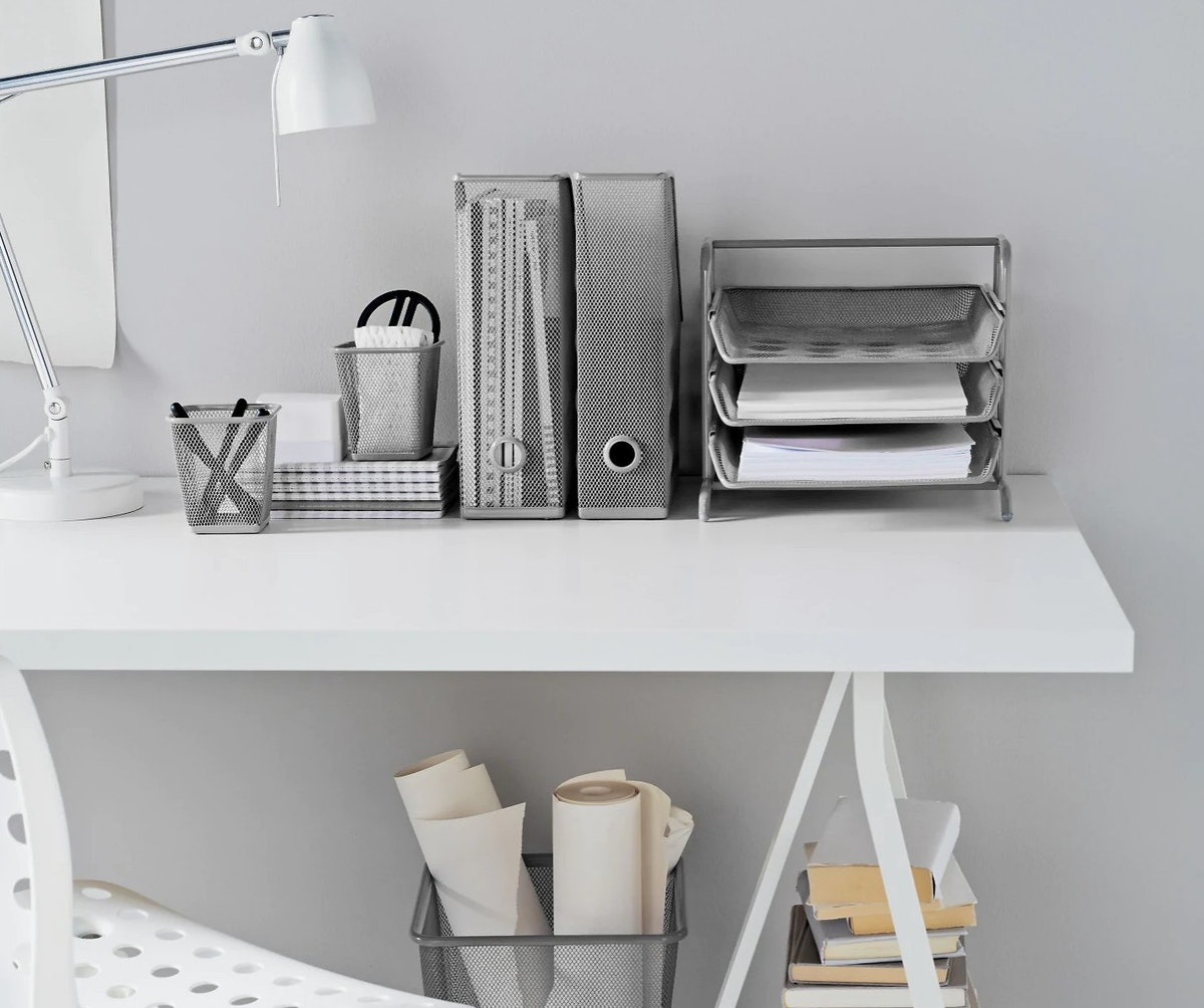 11 Desk Organizers From IKEA That'll Keep Your Office In Check For $20 Or Less