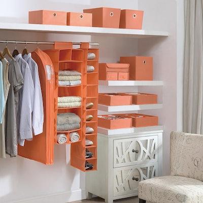 Neu Home Closet Storage 3pc Combo Orange