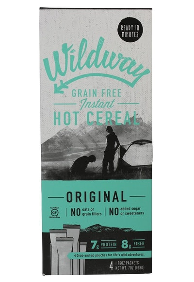 Wildway Hot Cereal (4 Pack)