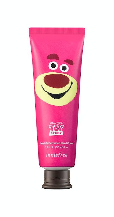 Innisfree x Toy Story Sunshine Wildberry Hand Cream