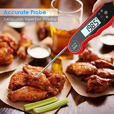 GDEALER Digital Meat Thermometer