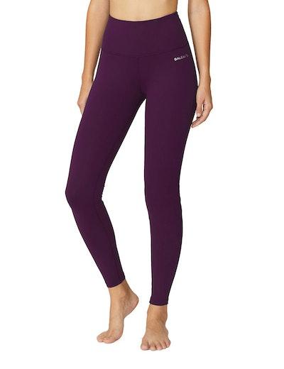 Baleaf High-Waisted Yoga Pants (XS-XXL)